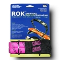 Rok Strap Adjustable Twin Pack - Black-Pink