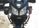 SW-MOTECH V-STROM LIGHT BAR