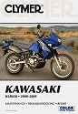 Kawasaki KLR650 Repair Manual 2008-2009