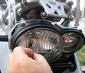 2000-2004 BMW 1150GS & ADV Headlight Protection
