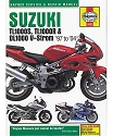 Suzuki TL1000 and DL1000 V-Strom Repair Manual