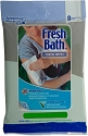 Fresh Bath Travel Wipes