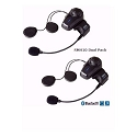Sena SMH5 Bluetooth Communicator - Dual Pack