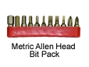 Versatool Metric Pack