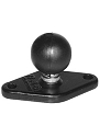 RAM Diamond Plate base with 1'' Ball - B-238U