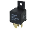 40A 4 PIN Sealed Relay With Diode - SPST