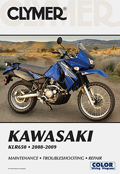 Kawasaki KLR650 Repair Manual 2008-2012