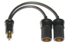 Dual Cigar Cable - PAC-028