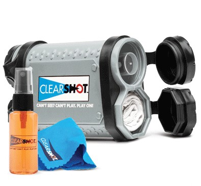 Clear Shot all in one lens cleaning kit