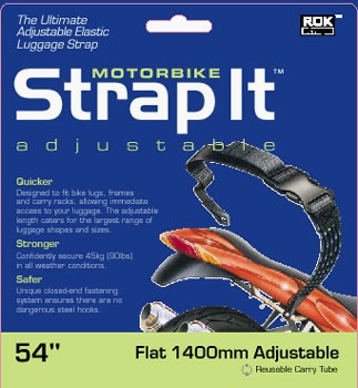 Rok Strap Adjustable Twin Pack