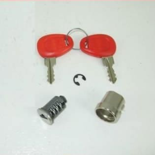 Givi Lockset - Z227