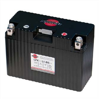 Shorai LFX14A1-BS12 Lithium Iron Battery