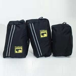 Wolfman Tank Bag Large Pockets
